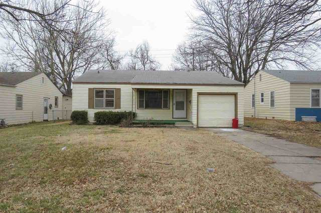 2337 S Dellrose St, Wichita, KS 67218 (MLS #592542) :: On The Move