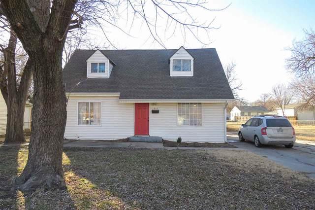 1841 S Grove St, Wichita, KS 67211 (MLS #592569) :: Graham Realtors