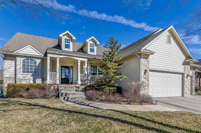 13212 E Crestwood St, Wichita, KS 67230 (MLS #592575) :: Jamey & Liz Blubaugh Realtors
