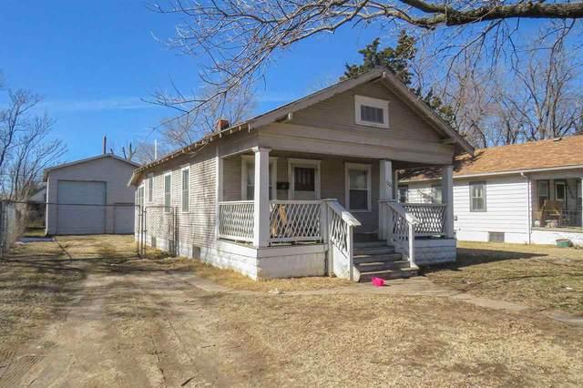 1221 S Greenwood Ave, Wichita, KS 67211 (MLS #592576) :: Graham Realtors