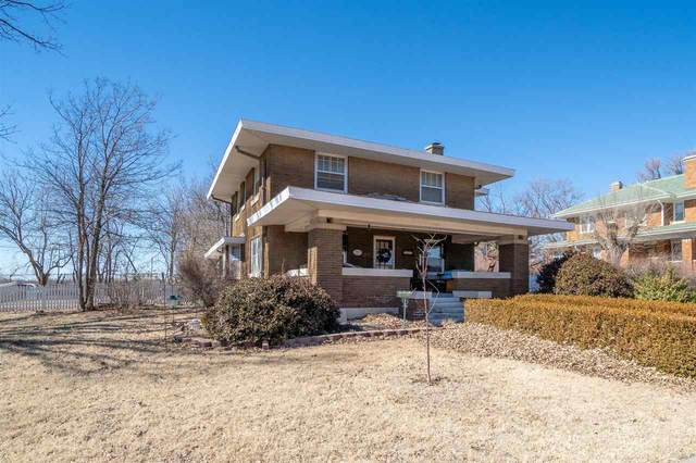 1011 State St, Augusta, KS 67010 (MLS #592584) :: The Boulevard Group