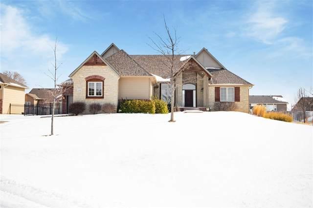 2308 N Loch Lomond Ln, Wichita, KS 67228 (MLS #592591) :: Keller Williams Hometown Partners