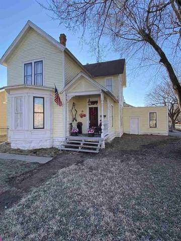 1855 N Market St, Wichita, KS 67214 (MLS #592599) :: Graham Realtors