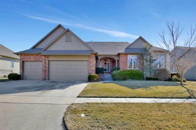 2224 N Rough Creek Rd, Derby, KS 67037 (MLS #592604) :: The Boulevard Group