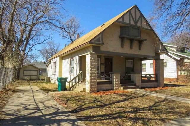 127 N Green St, Wichita, KS 67214 (MLS #592606) :: Graham Realtors