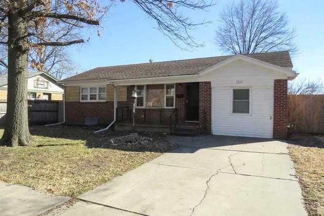 7821 E Clay St, Wichita, KS 67207 (MLS #592611) :: On The Move