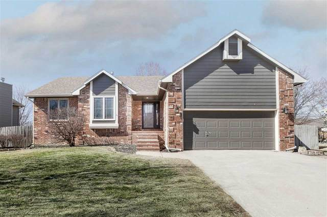 1945 N Grace Ave Ct, Andover, KS 67002 (MLS #592622) :: The Boulevard Group