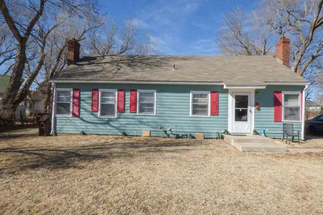 2614 E Shadybrook St, Wichita, KS 67214 (MLS #592625) :: The Boulevard Group