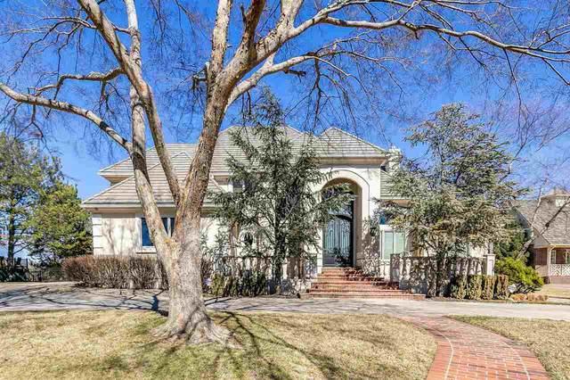 13812 E Pinnacle Dr, Wichita, KS 67230 (MLS #592627) :: COSH Real Estate Services