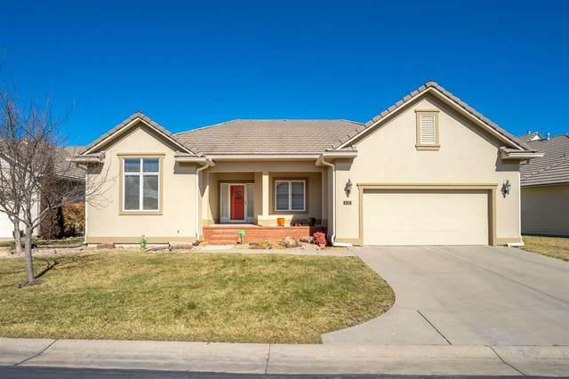 638 N Crest Ridge Ct, Wichita, KS 67230 (MLS #592629) :: The Boulevard Group