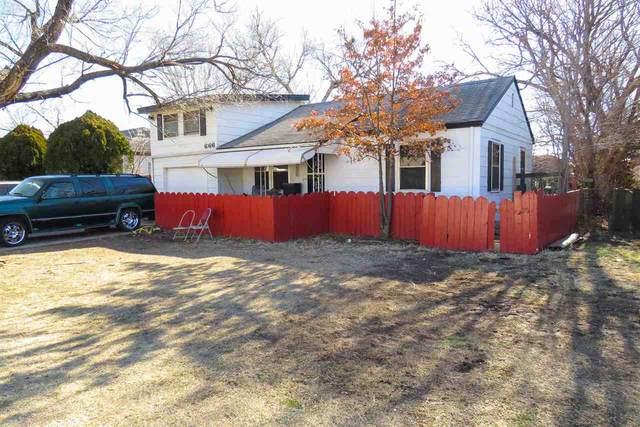 666 S Barlow St, Wichita, KS 67207 (MLS #592647) :: The Boulevard Group