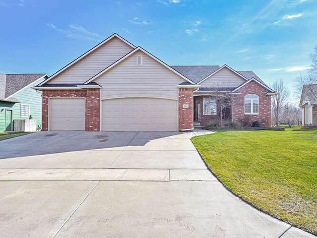 14303 W Taylor Cir, Wichita, KS 67235 (MLS #592648) :: The Boulevard Group