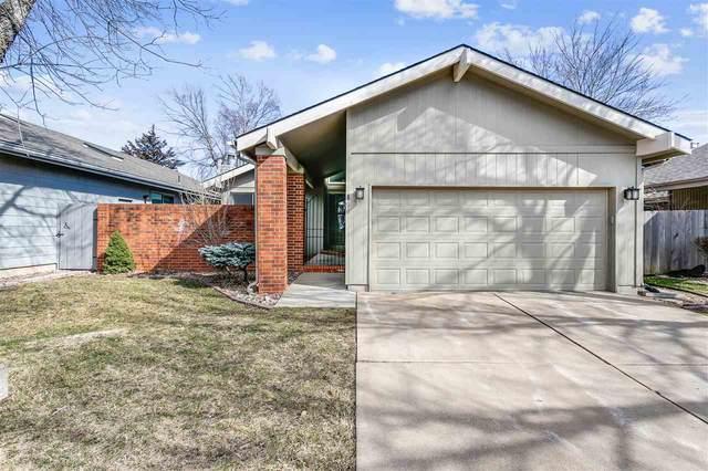 7700 E 13th St N Unit 96, Wichita, KS 67206 (MLS #592649) :: The Boulevard Group