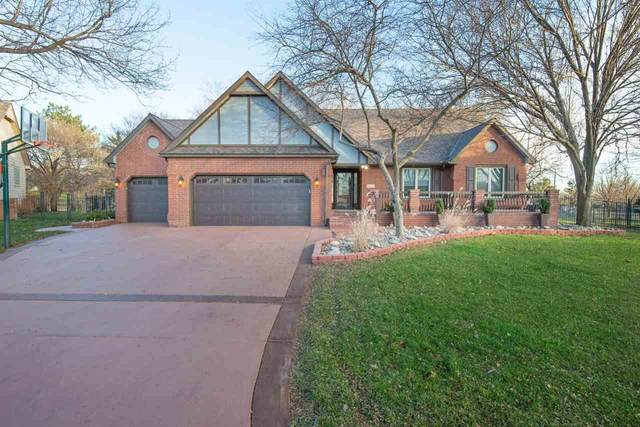 12011 W Sheriac St, Wichita, KS 67235 (MLS #592660) :: Jamey & Liz Blubaugh Realtors