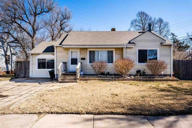 1518 N Oliver Ave, Wichita, KS 67208 (MLS #592663) :: Pinnacle Realty Group
