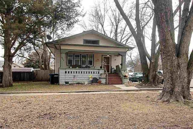 205 E Broadway Ave., Augusta, KS 67010 (MLS #592688) :: Preister and Partners | Keller Williams Hometown Partners