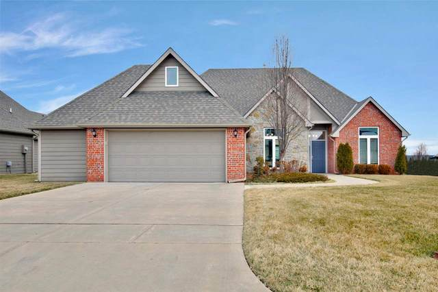 5102 N Remington St, Bel Aire, KS 67226 (MLS #592690) :: Kirk Short's Wichita Home Team