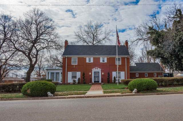 303 W Parallel St, Conway Springs, KS 67031 (MLS #592697) :: Kirk Short's Wichita Home Team