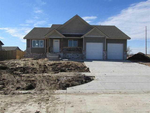 5399 N Pebblecreek, Bel Aire, KS 67226 (MLS #592716) :: Kirk Short's Wichita Home Team