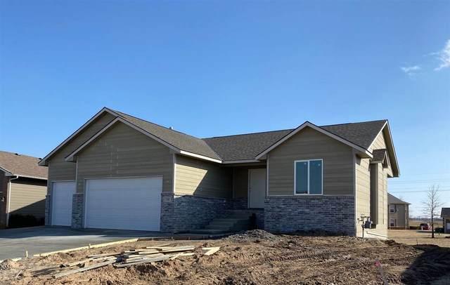742 Eastridge, Valley Center, KS 67147 (MLS #592728) :: Kirk Short's Wichita Home Team