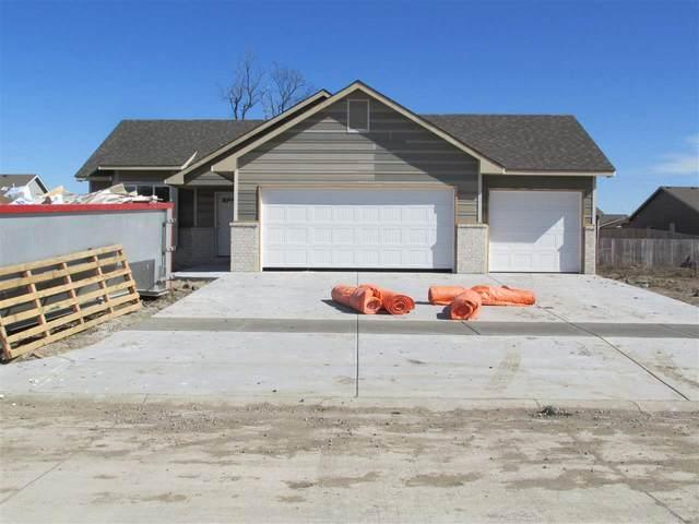 5382 N Pebblecreek, Bel Aire, KS 67226 (MLS #592729) :: Kirk Short's Wichita Home Team