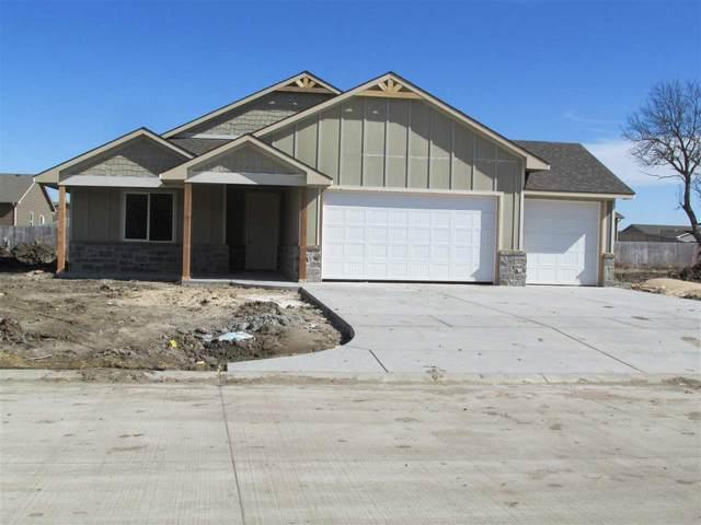 5366 N Pebblecreek, Bel Aire, KS 67226 (MLS #592730) :: Kirk Short's Wichita Home Team
