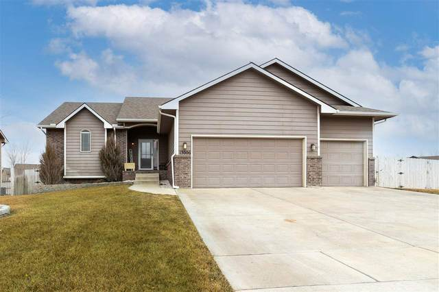 13006 W Red Rock St, Wichita, KS 67235 (MLS #592735) :: Kirk Short's Wichita Home Team