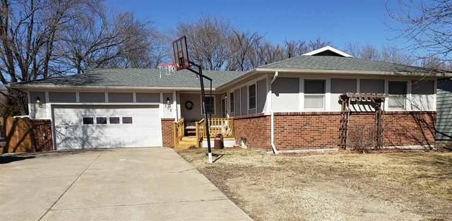 302 E Showalter St, Rose Hill, KS 67133 (MLS #592736) :: Preister and Partners | Keller Williams Hometown Partners