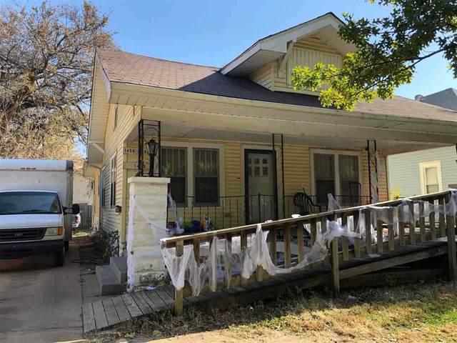1452 S Wichita St, Wichita, KS 67213 (MLS #592739) :: The Boulevard Group