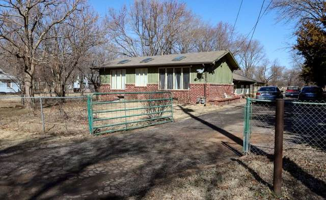220 W 45TH ST N, Wichita, KS 67204 (MLS #592740) :: The Boulevard Group