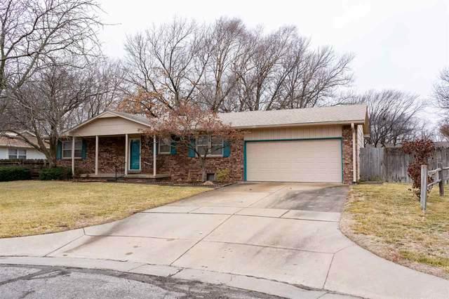 1621 N Prescott Cir., Wichita, KS 67212 (MLS #592760) :: Keller Williams Hometown Partners