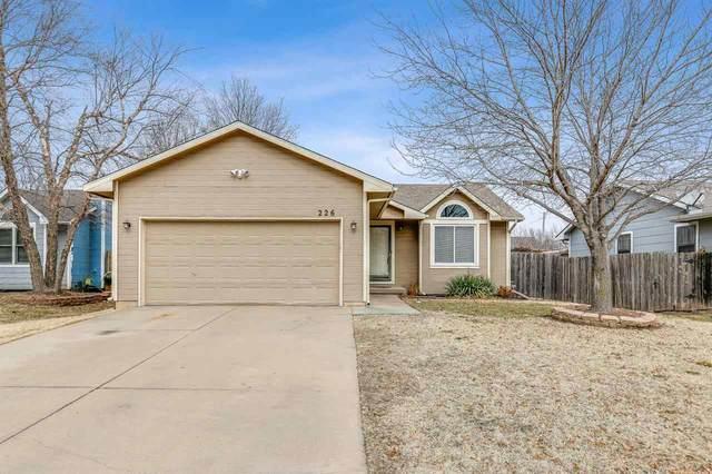 226 W Rosewood Ln, Derby, KS 67037 (MLS #592766) :: Keller Williams Hometown Partners