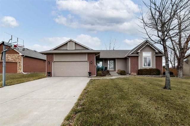 3321 N Pepper Ridge St, Wichita, KS 67205 (MLS #592767) :: Keller Williams Hometown Partners