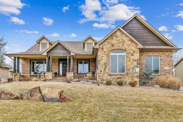 125 S Country View Lane, Wichita, KS 67235 (MLS #592777) :: Keller Williams Hometown Partners