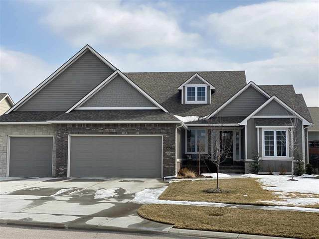 1368 Lookout Cir, Derby, KS 67037 (MLS #592783) :: Pinnacle Realty Group
