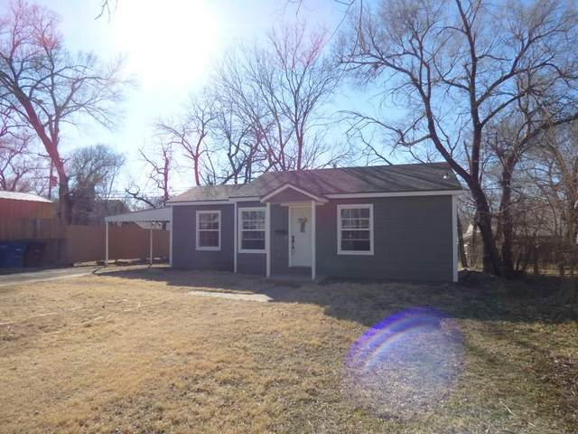 1219 State St, Augusta, KS 67010 (MLS #592788) :: Preister and Partners | Keller Williams Hometown Partners