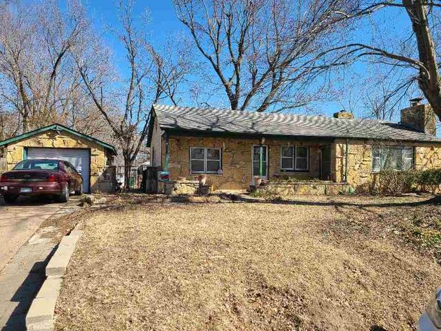 922 N 9th, Arkansas City, KS 67005 (MLS #592793) :: Jamey & Liz Blubaugh Realtors
