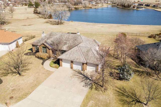 524 Stone Creek Dr, Newton, KS 67114 (MLS #592806) :: The Boulevard Group