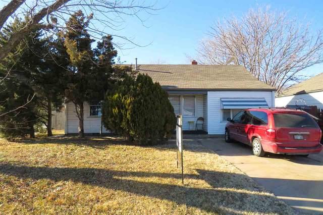 657 S Barlow St, Wichita, KS 67207 (MLS #592808) :: On The Move