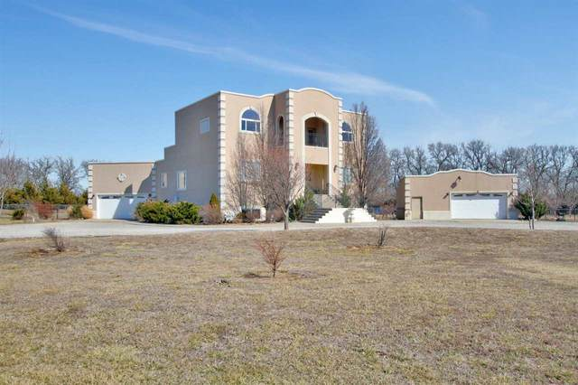 5240 S Tuscony, Derby, KS 67037 (MLS #592809) :: Pinnacle Realty Group