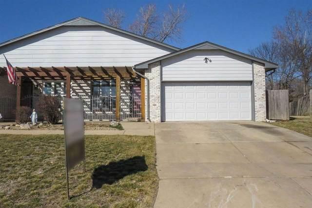 8722 E Longlake Cir, Wichita, KS 67207 (MLS #592813) :: On The Move