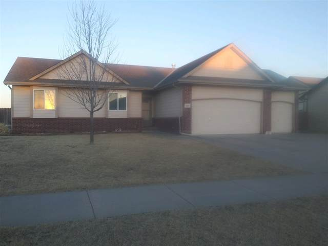 803 S Sunset Cir, Andover, KS 67002 (MLS #592814) :: Preister and Partners | Keller Williams Hometown Partners