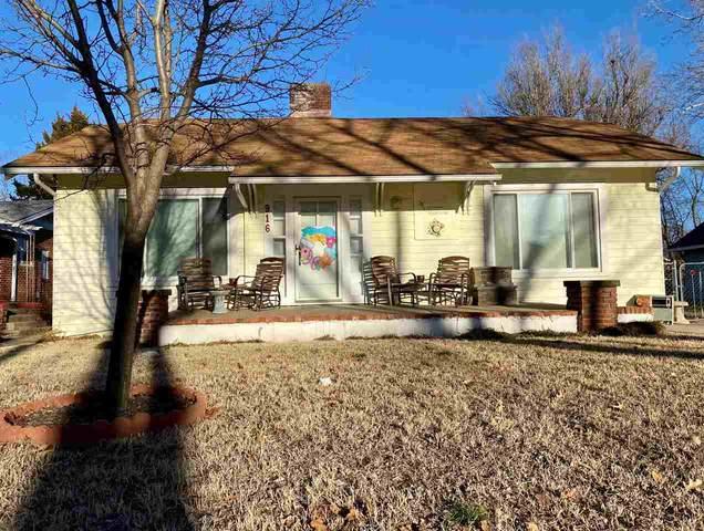 916 N A St, Arkansas City, KS 67005 (MLS #592816) :: Jamey & Liz Blubaugh Realtors