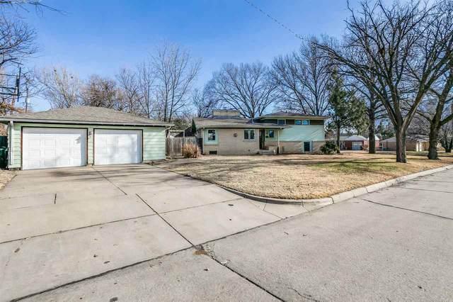 1124 S Yale St, Wichita, KS 67218 (MLS #592823) :: Jamey & Liz Blubaugh Realtors