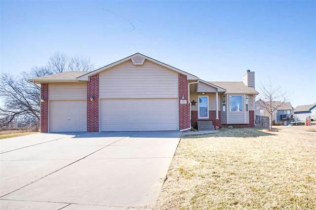 5003 N Peregrine St, Wichita, KS 67219 (MLS #592832) :: Jamey & Liz Blubaugh Realtors