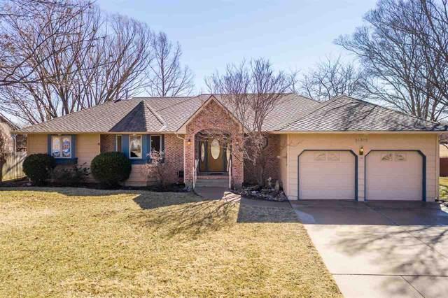 14301 E Spring Valley St, Wichita, KS 67230 (MLS #592833) :: Jamey & Liz Blubaugh Realtors