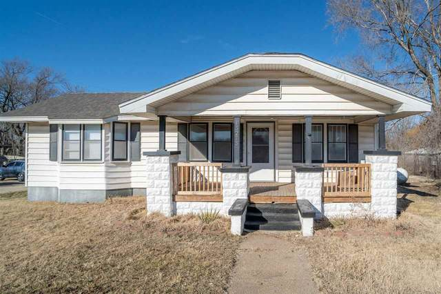 13273 SW Butler Rd, Rose Hill, KS 67133 (MLS #592834) :: Graham Realtors