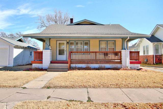 212 S Lorraine, Wichita, KS 67211 (MLS #592836) :: Jamey & Liz Blubaugh Realtors