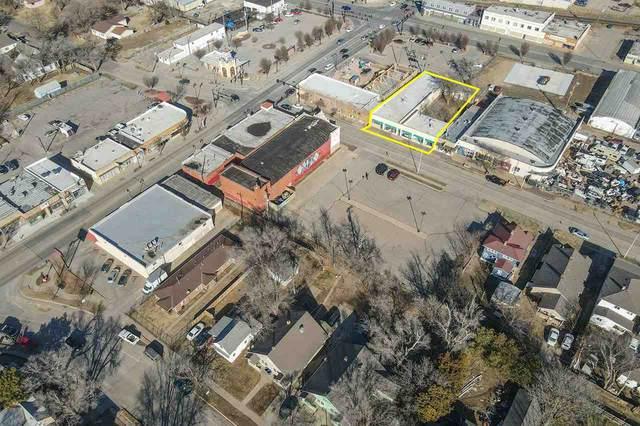 2142 N Market St (Tract 3), Wichita, KS 67214 (MLS #592845) :: Kirk Short's Wichita Home Team