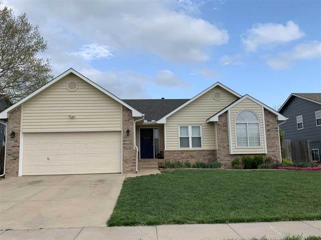 722 N Bay Country St, Wichita, KS 67235 (MLS #592847) :: Jamey & Liz Blubaugh Realtors